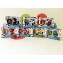 Игрушки - собачки - CH-G001 - комплект героев 7 шт.