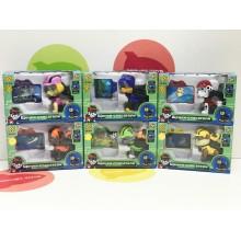 Игрушки - собачки - CH-201- комплект героев 6 шт.