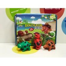 Игрушка - Лизун антистресс Динозавры