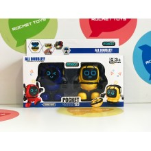 Игрушка - робот Pocket Go 2 в 1 F6282