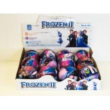 Кукла - набор шаров с сюрпризами Холодное сердце 12 шт.