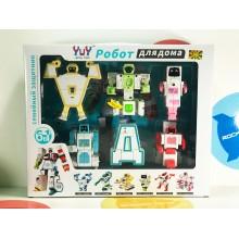 Трансформер - Робот для дома 6 в 1