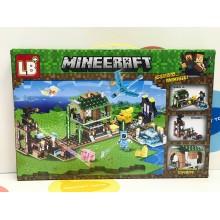 Конструктор - Minecraft LB536