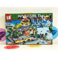 Конструктор - Minecraft  585 дет. LB571