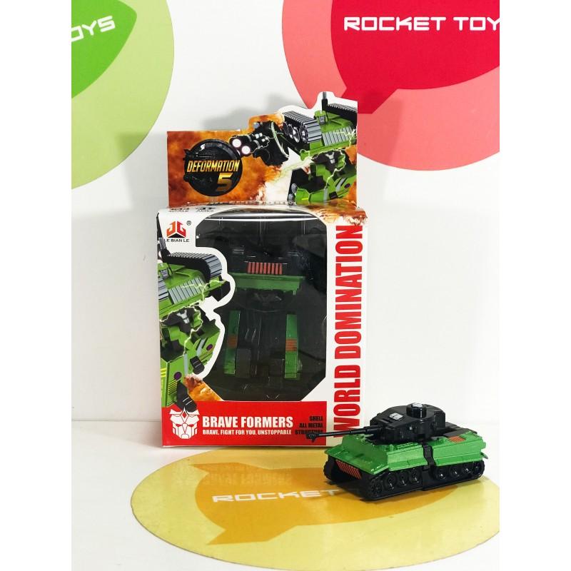 Трансформер - Танк LBL-E10