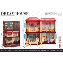Игровой набор - Dream House LL-055
