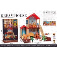 Игровой набор - Dream House LL-056