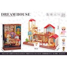 Игровой набор - Dream House LL-057