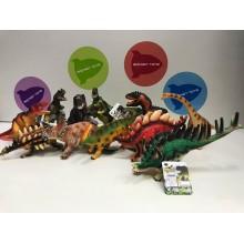 Игрушка - Динозавры набор 12 шт. LT359