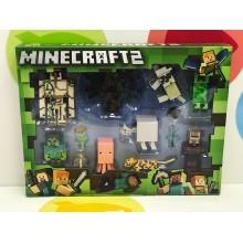 Конструктор - Minecraft 9 в 1