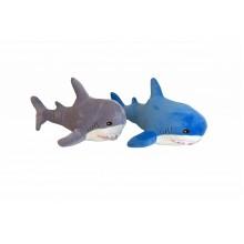 Игрушка - мягкая Акула 34 см