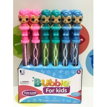 Мыльные пузыри - Куклы