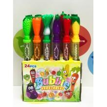 Мыльные пузыри - Овощи