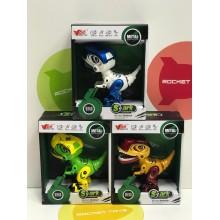 Игрушки - роботы динозавры в ассортименте MY66-Q1203