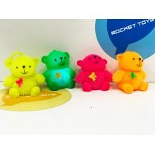 Игрушка - Мишки световые в ассортименте 12 шт.