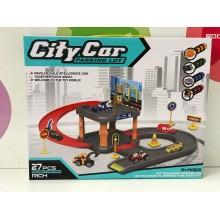 Игровой набор - Парковка City Car 27 дет. P3091