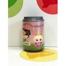 Кукла - Пупс сюрприз в банке PE9007