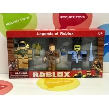 Игровой набор - Роблокс 3 в 1