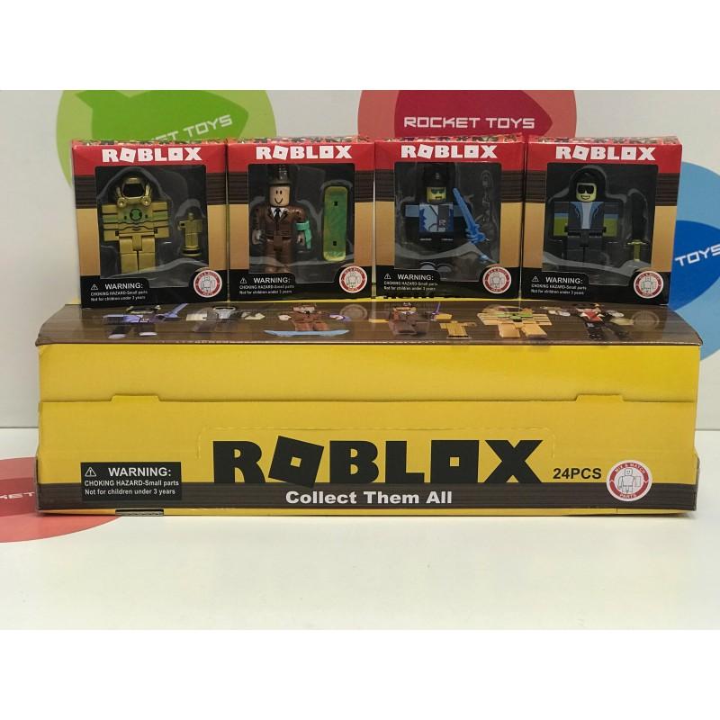 Игровой набор - Роблокс 24 шт. PS1833