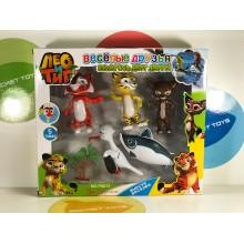 Лео и Тиг - набор героев PS673