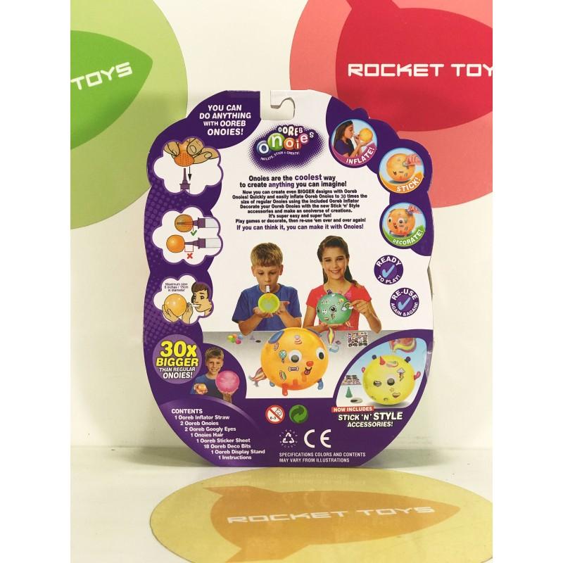 Игрушка - Фигурки из шариков Onoies 5590