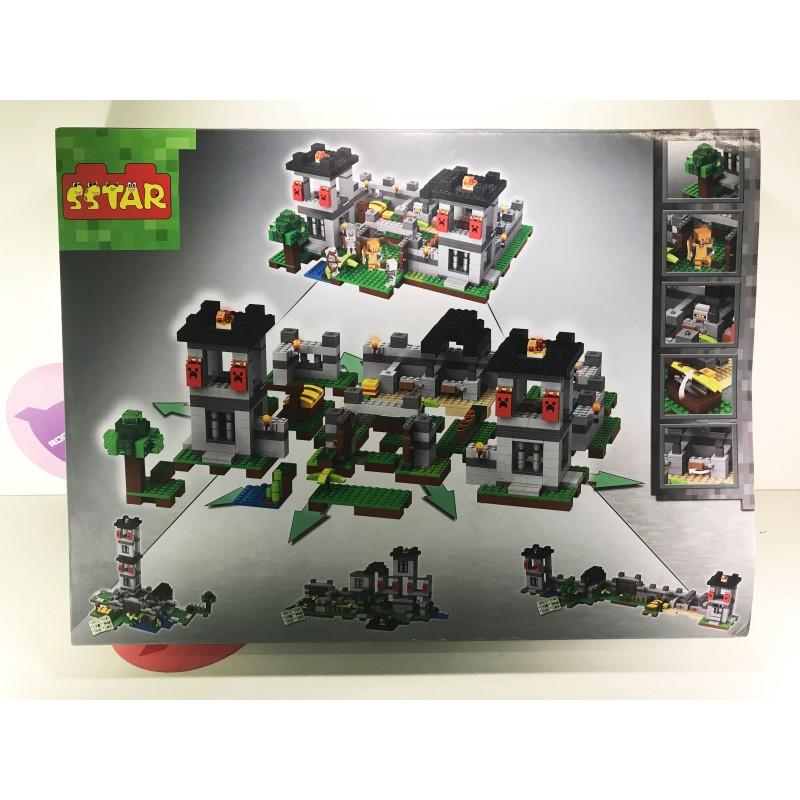 Конструктор - Minecraft 1200 дет.