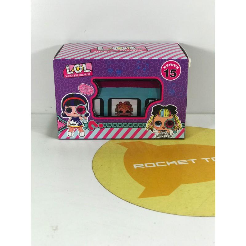Кукла - LOL в капсуле 9298