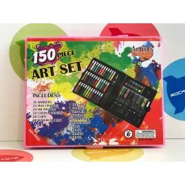 Набор для рисования и творчества в ассортименте 150 дет.