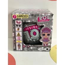 Кукла - в шаре конфетти ST-4107