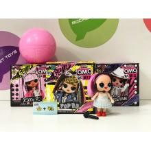 Кукла - сюрприз в шаре Remix 10 см ST555-7