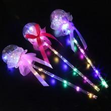 Светодиодные светящиеся шары 10 шт.
