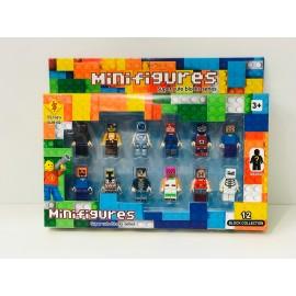 Игрушка - Фигурки Minecraft 12 в 1 Sl89182