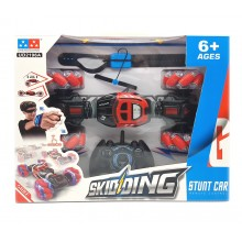 Машинка - перевертыш Skiddihg RC Stunt Car