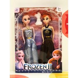 Кукла - Холодное сердце 2 в 1 Y8015