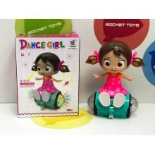 Игрушка - Танцующая девочка