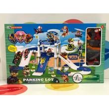 Игровой набор - Парковка ZY-674A