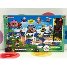Игровой набор - Парковка ZY-676A