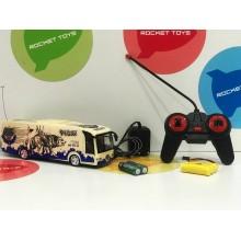 Игрушка - Автобус на Р/У ZYB-B0718