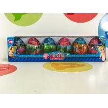 Кукла - пупс Boy в яйцах