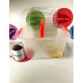 Box - пластмассовый контейнер