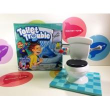 Игра настольная - Туалет Беда