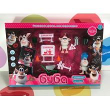 Игрушка - Буба с аксессуарами PG1002