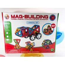 Игрушка - Магнитный конструктор 36 деталей