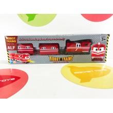 Игрушка - Robot Trains Red