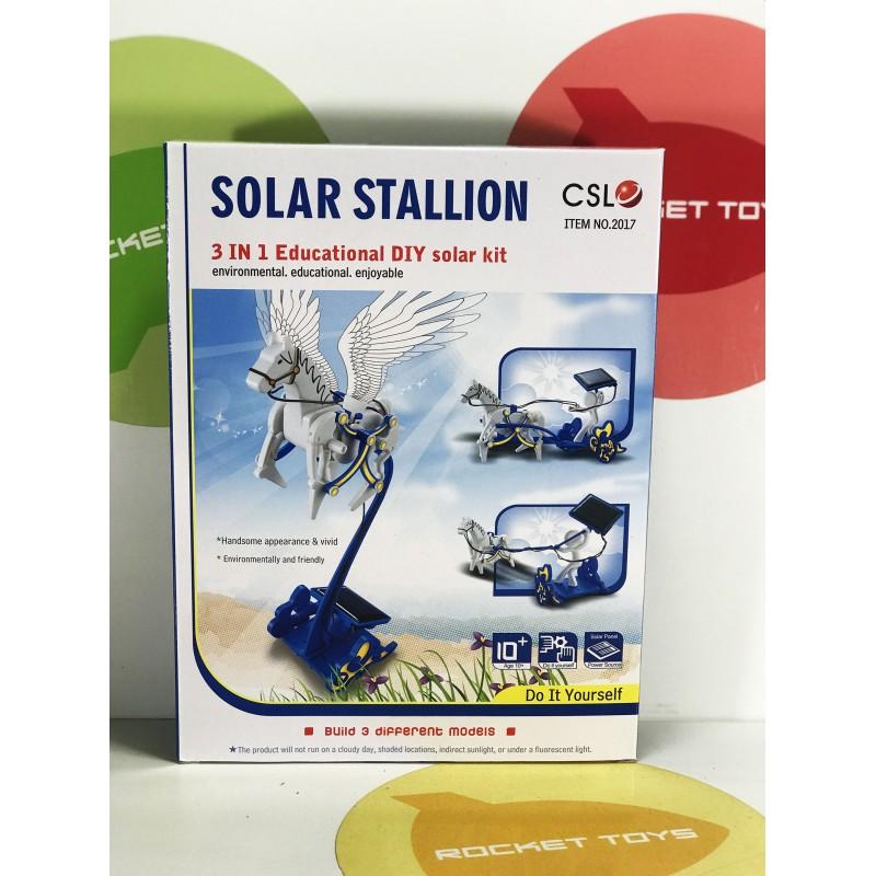 Игрушка - Solar Stallion 3 в 1-B