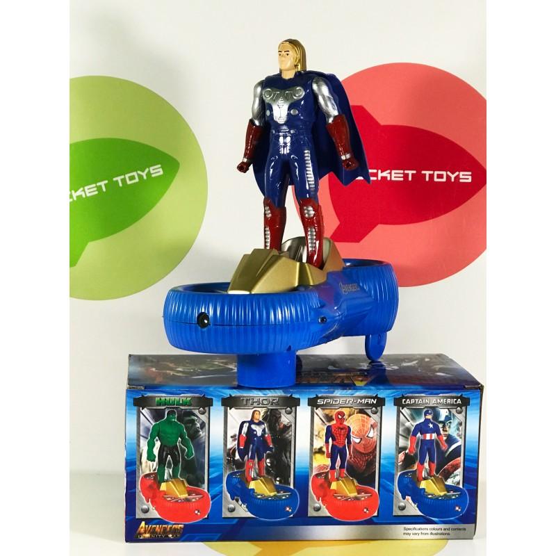 Игрушка - Супер герой Тор на транспортном средстве