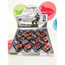 Игрушка - Военные машинки Граффити
