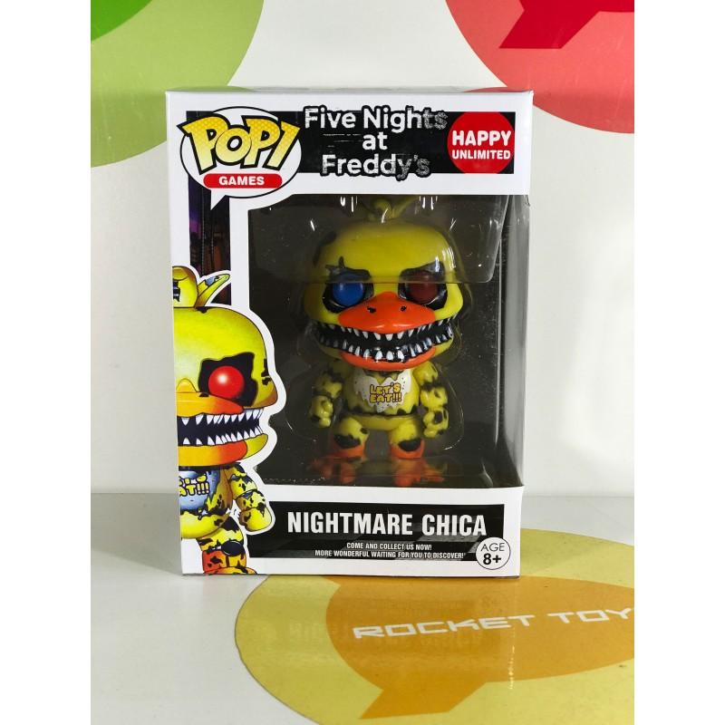 Игрушка Pop! - фигурка Nightmare Chica