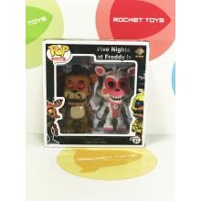 Игрушка Pop! - Freddy+ Funtime Foxy