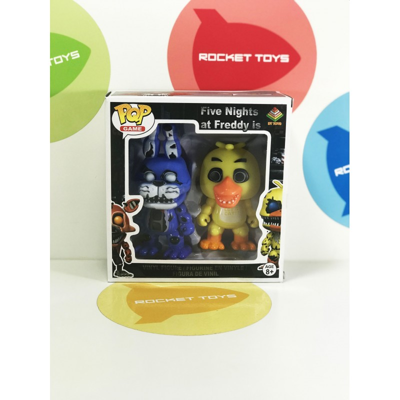 Игрушка Pop! - Nightmare Bonnie+ Chica
